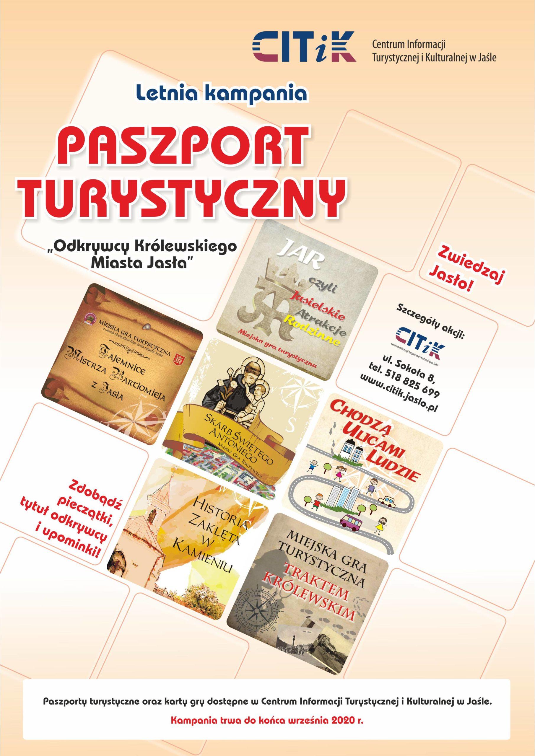 Paszport turystyczny